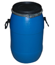 35 Liter Wide Mouth Open Top Containers